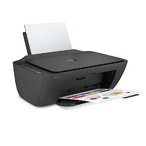 Impressora HP Deskjet Ink Advantage 2774 Preta Jato de Tinta Térmico HP, USB, Wi-Fi - Multifuncional
