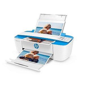 Impressora HP Deskjet Ink Advantage 3776 Preta Jato de Tinta Colorido Wi-Fi - Multifuncional