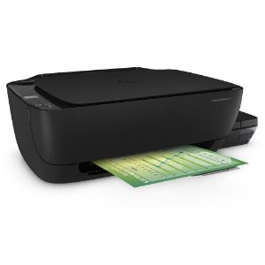Impressora HP Ink Tanque Wireless 416 Jato De Tinta Colorida Wi-Fi Bivolt  - Multifuncional