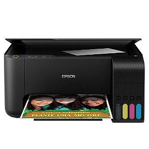 Impressora Multifuncional ecotank l3110 tanque de tinta colorida usb - Epson