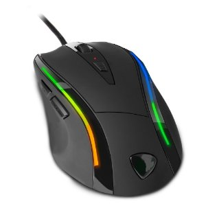 Mouse Gamer Kata Programável Switch Omron - Gx18 - Hoopson