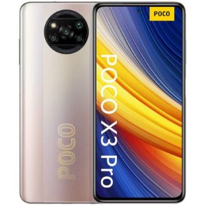 Smartphone POCO X3 PRO 256gb 8gb RAM (Metal Bronze) Bronze - Xiaomi