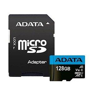 Cartão de Memória 128GB AUSDX128GUICI10A1-RA1 / Cartões SD -  Adata