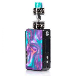Kit Vape Drag Mini 117W TC 4400 mAh c/ Atomizador UFORCE T2 - VOOPOO