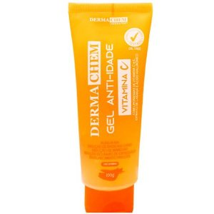 Gel Anti-Idade Vitamina C - Derma Chem
