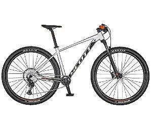 Bicicleta Scott Scale 965 2020 L - Cinza / Preto