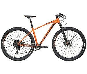Bicicleta Scott Scale 970 2020 Laranja/Preto - M