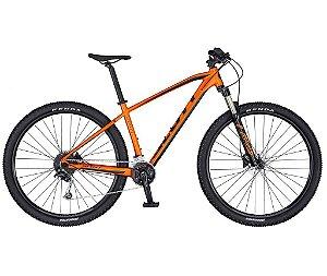 Bicicleta Scott Aspect 940 Deore 2020 Laranja/Preto - L