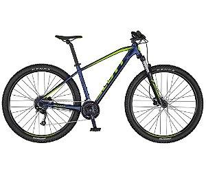Bicicleta Scott Aspect 950 2020 Azul Escuro / Verde