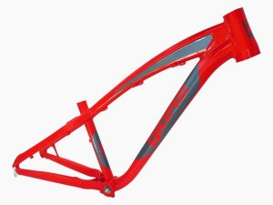 Quadro Gios 4 FREAKS Free Ride DH Vermelho Perolizado Tapered