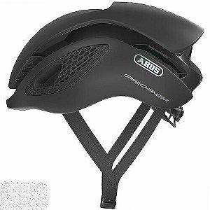 Capacete Abus GameChanger Velvet Black - Preto Fosco M 52-58