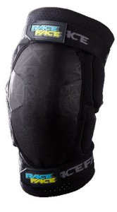 Joelheira Race Face Ambush Knee - Black XL