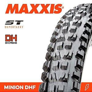 Pneu Maxxis Minion Dhf 26x2.50wt Arame St/dh