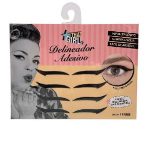 Delineador Adesivo That Girl - 4 pares (Embalagem econômica)