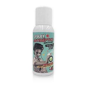 Spray Antisséptico - Álcool 70% INPM