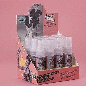 Caixa Expositora do Higienizador de Assento c/ 12 frascos de 15ml