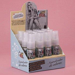 Caixa Expositora do Neutralizador de Odores c/ 12 frascos de 15ml