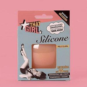 Silicone Adesivo para Seios That Girl