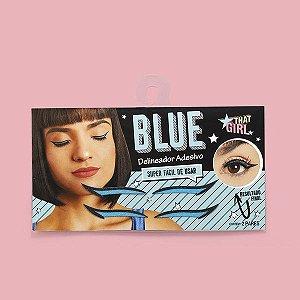 Delineador Adesivo Blue