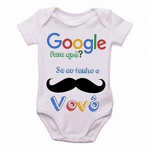 Body Bebê Roupa Infantil Criança Google para que vovô