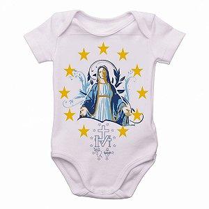 BodY body Criança Infantil Roupa Bebê Nossa Senhora