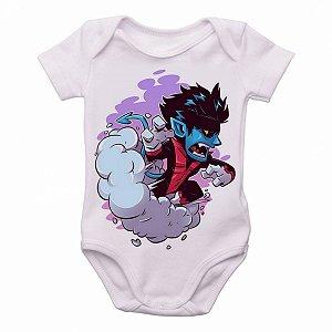 Body Bebê Roupa Infantil Criança mini noturno x men