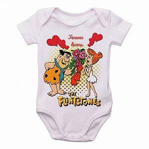 Body Bebê Roupa Infantil Criança Flinstones Forever lovers