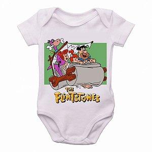 body Criança Infantil Roupa Bebê The flinstones casamento