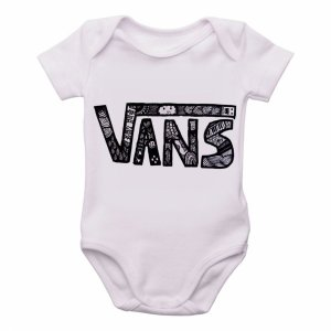 Bodie body Criança Infantil Roupa Bebê Vans
