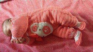 Macacão saida de maternidade