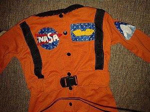 macacão astronauta