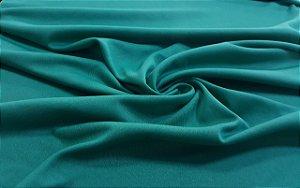Tecido Crepe zara - Verde  MT