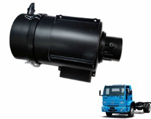 Carcaça Caixa Filtro Ar Completa S/ Filtro Ford Cargo 1317e 1517e 1717e 2C459600AC