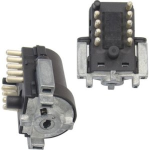 Comutador elétrico de ignição e partida da Trava de direção Scania 114 124 Série IV