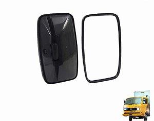 Espelho Retrovisor Universal 320x185 Caminhão Vw 690 790 7100 7110 8140 Agrale Ford F4000 F100 F1000