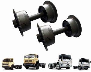 Jg Coxim Maciço Traseiro Cabine Caminhão Vw e Ford Cargo TAM899397