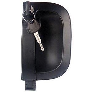 Maçaneta Externa Porta - Lado Motorista LE - c/ Chave - Kia Bongo