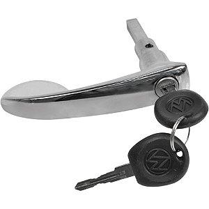 Maçaneta Externa - Porta lateral - c/ Chave VW Kombi Clipper