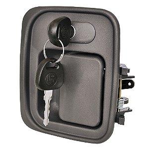 Maçaneta Externa Porta - Lado Motorista LE - c/ Chave MB Atron HPN - 6947607059
