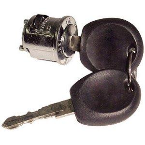 Cilindro de ignição da Coluna da direção - C/chave VW Kombi Clipper 2119058553