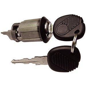 Cilindro de ignição da Coluna da direção - C/chave VW Gol Kombi Parati Santana Saveiro 2379988531 2379988531 ZBC905855A