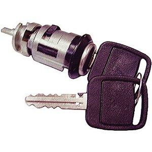 Cilindro de ignição da Coluna da direção - C/chave - Ford Sapão Caminhões F1000 F12000 F14000 F4000 DNK905855A TNK905855A