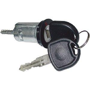 Cilindro de ignição da Coluna da direção - C/chave - GM Corsa Hatch Meriva Montana 93329750 93329749