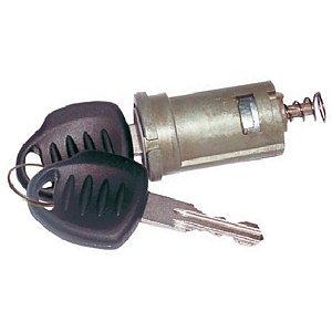 Cilindro de ignição da Coluna da direção - C/chave - GM Celta Prisma 93362642 93261202 9050227