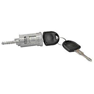 Cilindro de ignição da Coluna da direção - C/chave - GM Classic Corsa Hatch Corsa Pick-Up Corsa Sedan Corsa Wagon Tigra 93258363 90519056 90511999