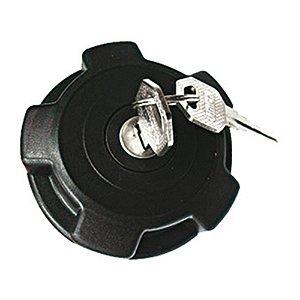 Tampa de combustível - Valvulada - gasolina - Com chave - Com Rosca VW Kombi 2372015511