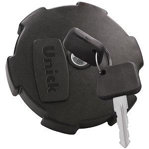 Tampa de combustível - Valvulada - Com chave MB Actros Axor A0004700605