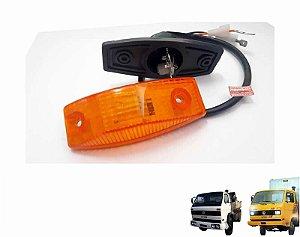 Lanterna Luz Pisca Lateral Coluna Caminhão VW até 1999 14150 680 11130 8140 690 790 7110s
