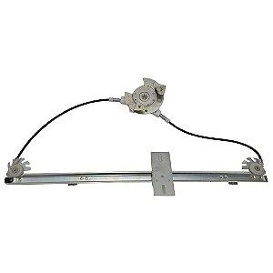 Máquina Vidro Elétrica Porta Dianteira - LE Motorista  - s/ Motor - Iveco Daily GII após 2007 - Fixação Mabuchi