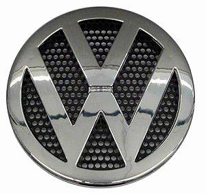 Emblema Logo VW Grade Caminhão VW Worker à partir de 2000 7100 7110 7120 8120 8150 13150 13180 15190 40300 18310 24220 c/ 23cm